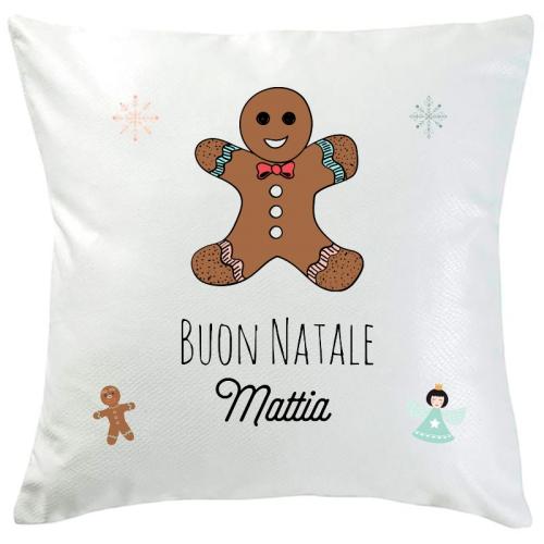 Cuscino buon Natale