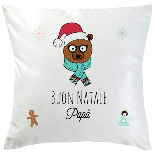 Cuscino di Natale con nome