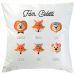 Cuscino personalizzato 6 animali