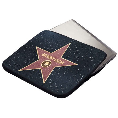 Custodia tablet o pc Walk of Fame