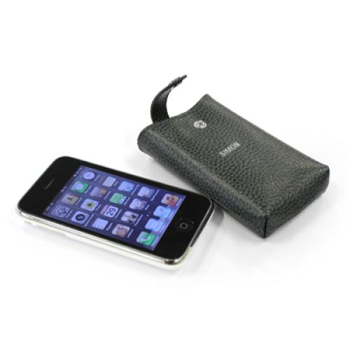 Custodia in pelle smartphone