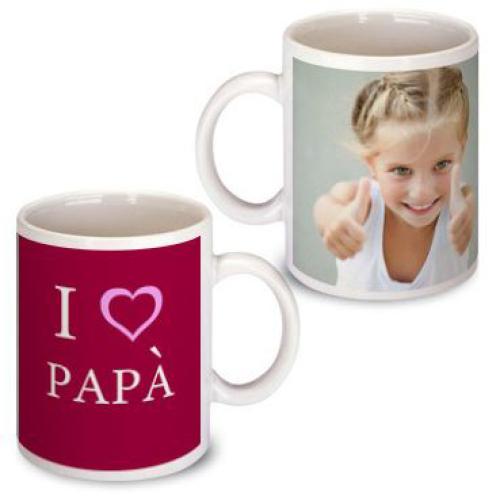 Tazza per festa del papà