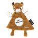 Doudou baby Speculos la tigre personalizzato