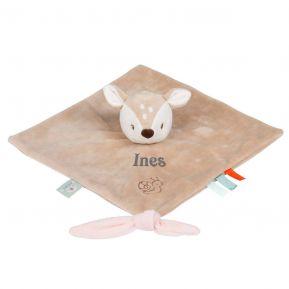 Doudou Fanny il cerbiatto personalizzato