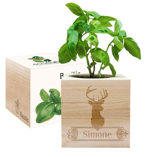 Ecocube personalizzato cervo