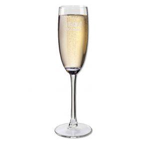 Flûte champagne papà e mamma personalizzati