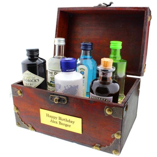 Cofanetto gin personalizzato