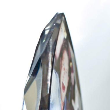 Cristallo Foto Goccia