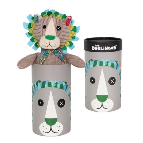 Peluche grande simply Jelekros leone confezione regalo