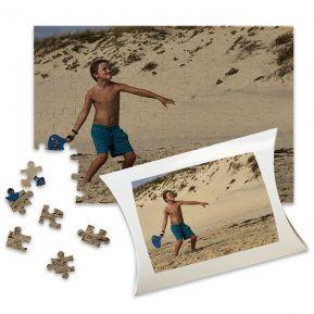 Puzzle personalizzato foto rettangolare