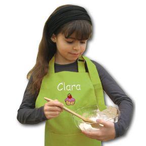 Grembiule da cucina per bambini personalizzato
