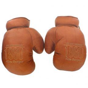 Guantoni da boxe personalizzati vintage