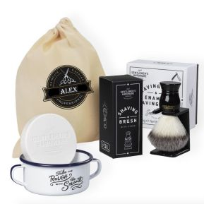 Kit barba personalizzato Gentlemen's Hardware
