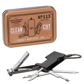 Kit manicure tascabile Gentlemen's Hardware