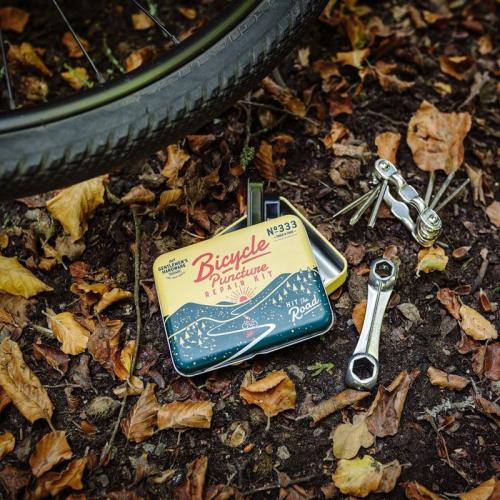 Kit per riparare la bici Gentlemen's Hardware MTB