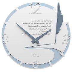 Orologio da parete tondo personalizzabile