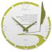Orologio parete incisione