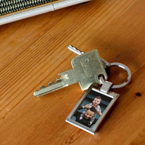 Portachiavi con chiavi papà
