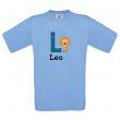 T-shirt bambino animalfabeto