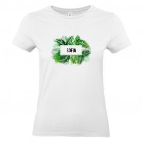 T-shirt donna personalizzata Oceania