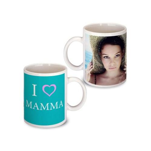Un mug foto per la mamma