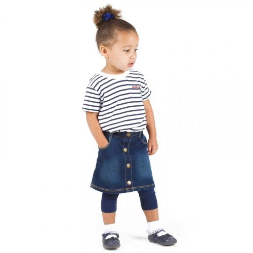 T-shirt marinière personalizzata bambino
