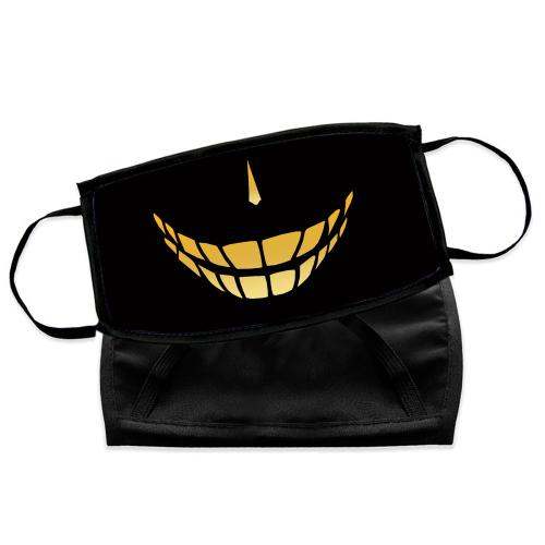 Mascherina Halloween zucca