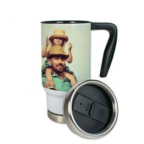 Thermos personalizzato con foto