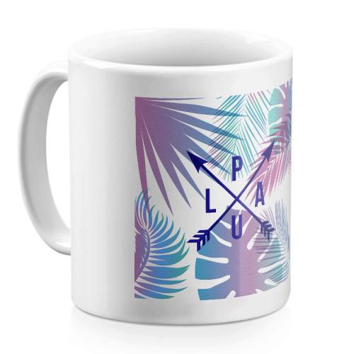 Mug personalizzato palme