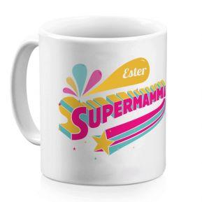 Tazza personalizzata Supermamma