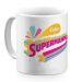 Mug Super mamma personalizzato