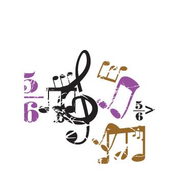 Stickers Musica 4
