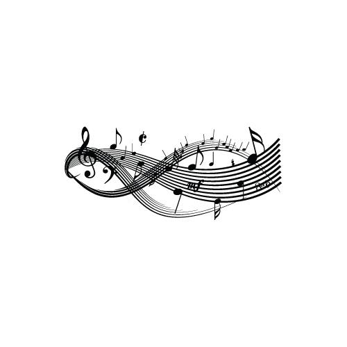 Stickers Musica 6