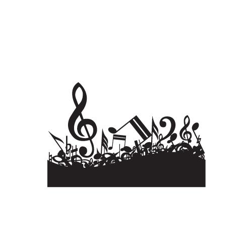 Stickers Musica 7