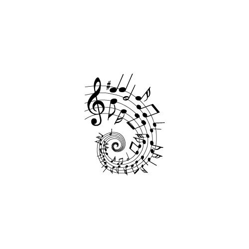 Sticker Note spirali