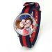 Orologio cinturino colorato e foto