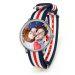 Orologio con cinturino colorato
