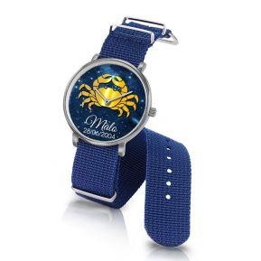 Orologio personalizzato segno astrologico