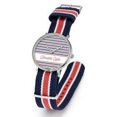 Orologio personalizzato stile marinaro