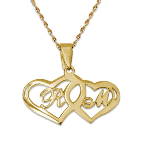 Collana cuore san Valentino
