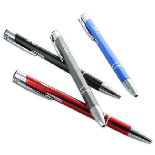 Penna personalizzata in alluminio
