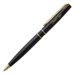 Penna a sfera Nina Ricci Lien nera personalizzata