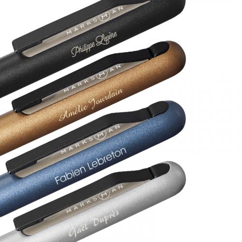 Penna satinata personalizzabile