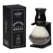 Pennello da barba con supporto Gentlemen's Hardware