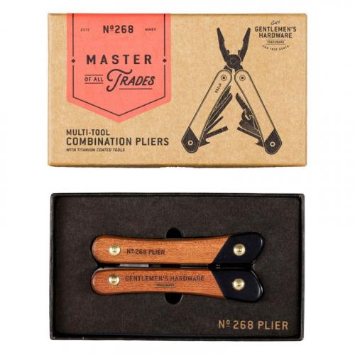 Pinza multifunzione Titanium Gentlemen's Hardware scatola