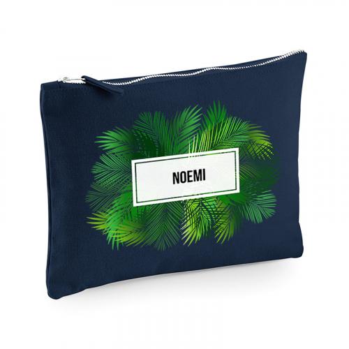 pochette multiuso personalizzata Oceania blu