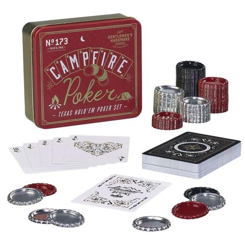 Set Poker da viaggio Gentlemen's Hardware
