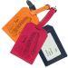 Portaetichette bagaglio in pelle personalizzato supermamma