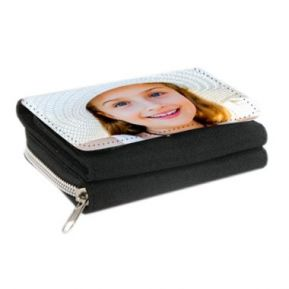 Portafogli foto personalizzato 2 in 1