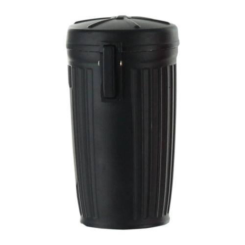 Portacenere personalizzato spazzatura nero